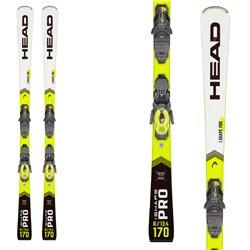 Ski Head WC Rebels i.Shape Pro avec fixations Pr 11 GW