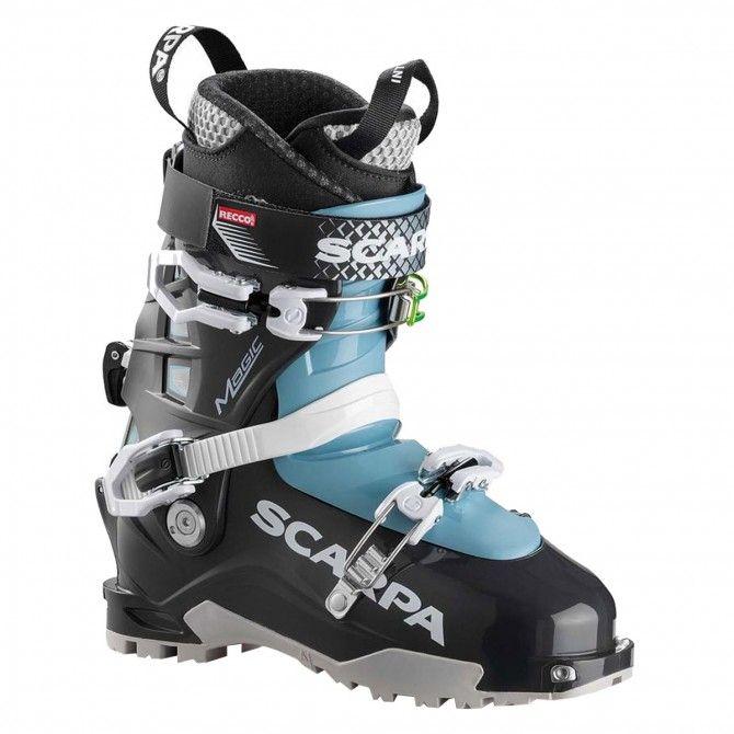 Botas de esquí de montaña Scarpa Magic Woman