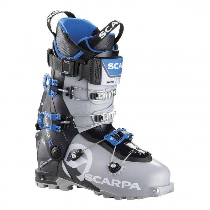 Scarponi Sci Alpinismo Scarpa Maestrale Xt SCARPA
