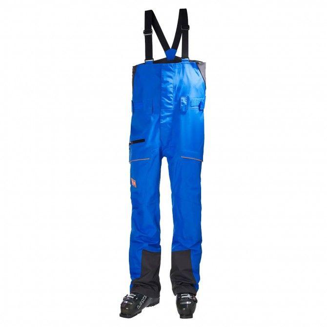 Pantalone sci Helly Hansen Bib alettric blue