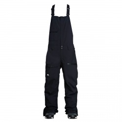 QuikSilver men's Utility Bib snow pants