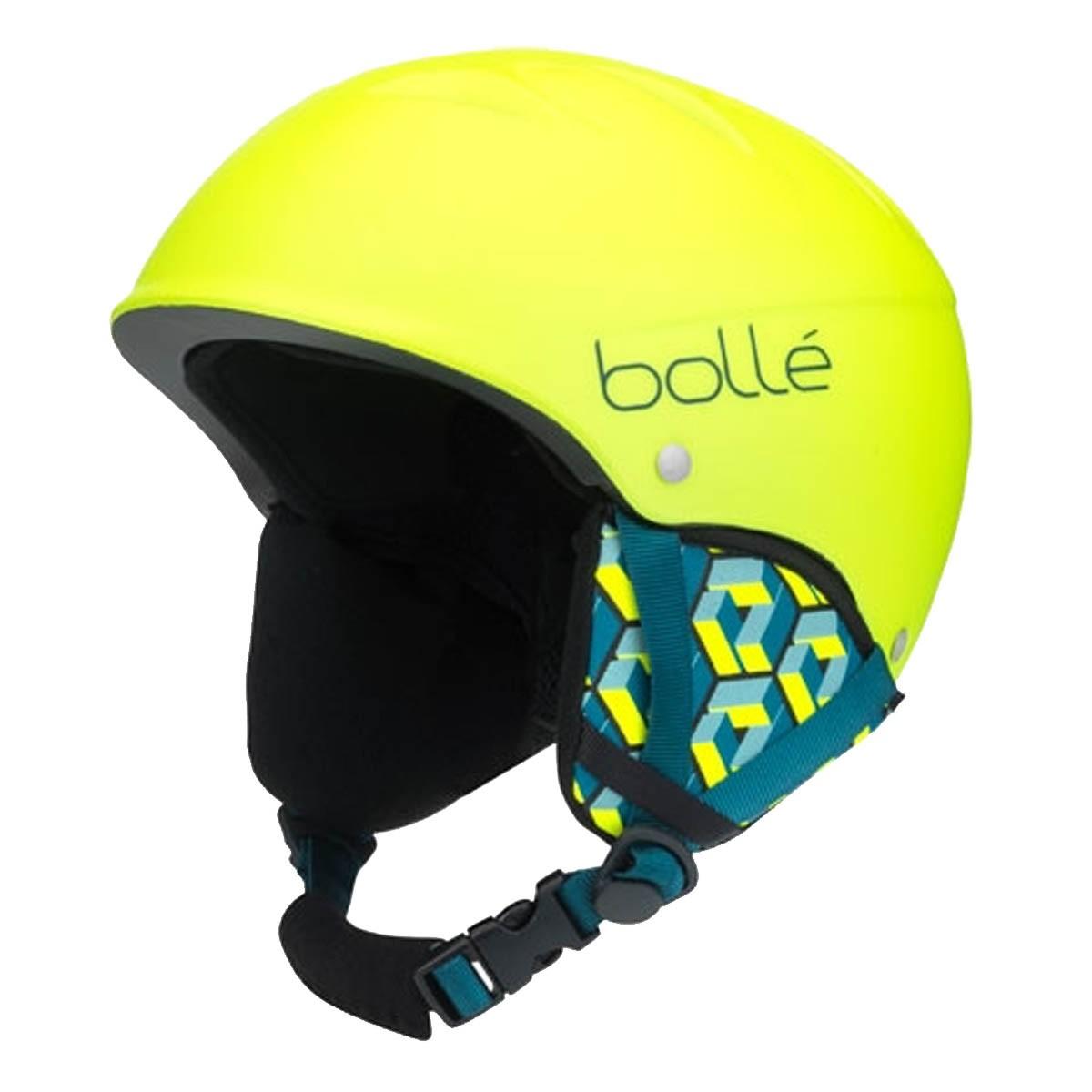 Casco sci Bolle B-Free (Colore: soft neon yellow, Taglia: 49/53)