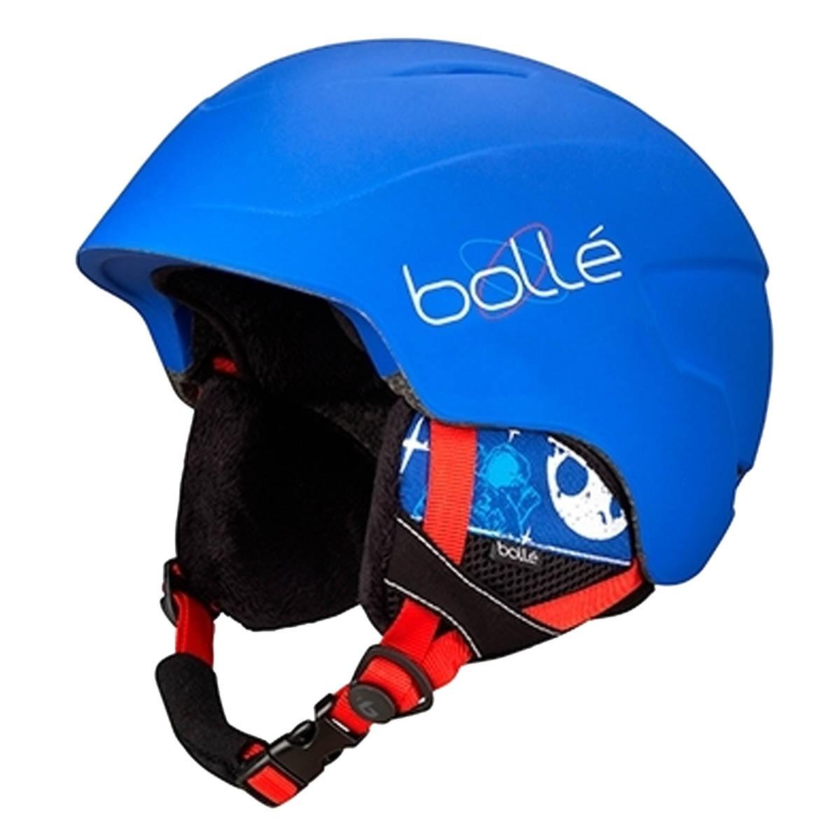 Casco Sci Bolle B-Lieve (Colore: MATTE NAVY AEROSPACE, Taglia: 5357)