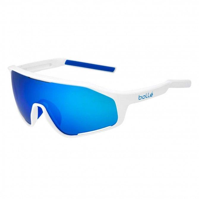 Gafas de sol Bollè Shifter blanco marrón azul