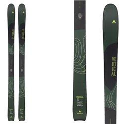 Touring ski Alpinismo Dynastar Vertical