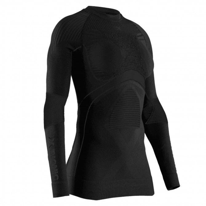 Underwear shirt X-Bionic Energy Accumulator 4.0 woman black