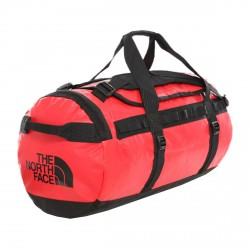 Duffel bag The North Face Base Red-black