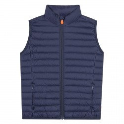 Gilet Save the Duck navy blue
