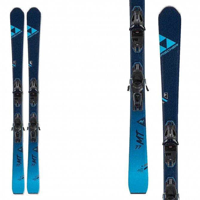 Ski Fischer My Pro MT 77 Tpr with My Rs 10 Pr bindings