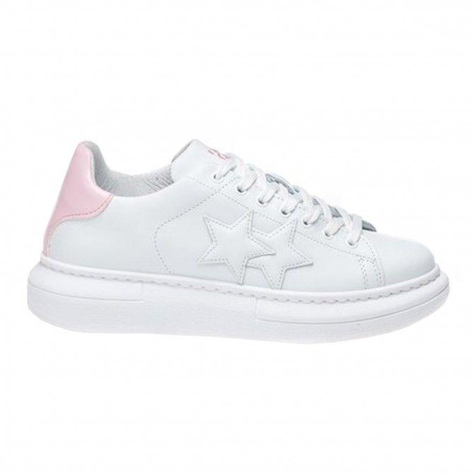 Zapatillas rosas 2Star Low para mujer