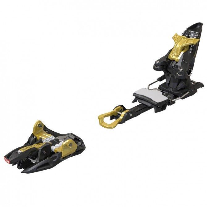 Fixations de ski de randonnée Marker Kingpin 10 75-100 mm
