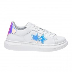 2Star women's sneakers Low white-iridescent