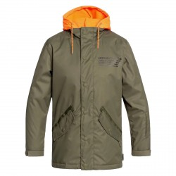 DC Union Jkt snow jacket for man