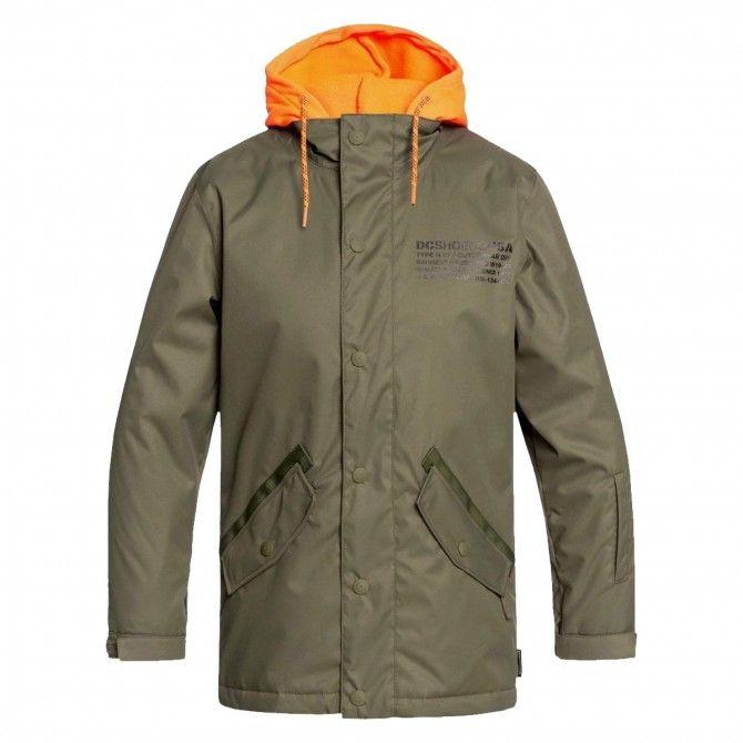 DC Union Jkt snow jacket for man