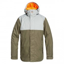 DC Men's Defy snow jacket