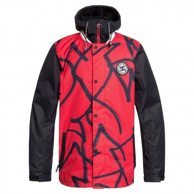 DC Men's Dcla snow jacket