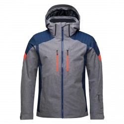 Giacca Sci Rossignol Heather HEATHER GREY