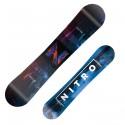Snowboard Nitro Prime rental Overlay