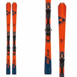 Ski Fischer RC ONe 72 MF with RSX Z12 Pr bindings