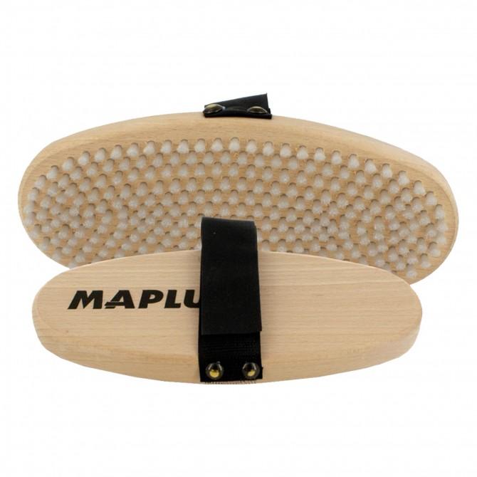 Spazzola manuale ovale Maplusnylon morbido unico