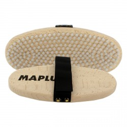 Maplus brush manual oval hard nylon