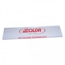 spatole plexiglass Soldà snowboard
