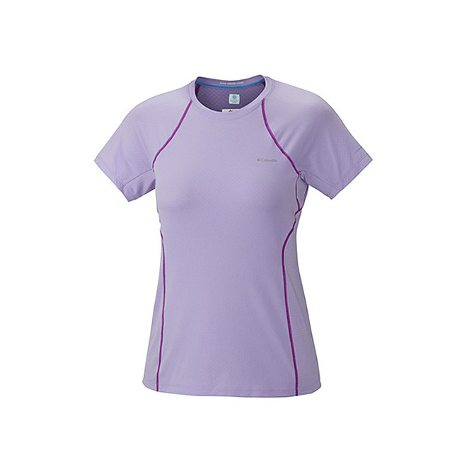 t-shirt trail running Columbia Coolest Cool Donna