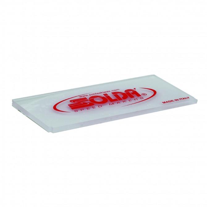 spatola Soldà plexiglass mm 4