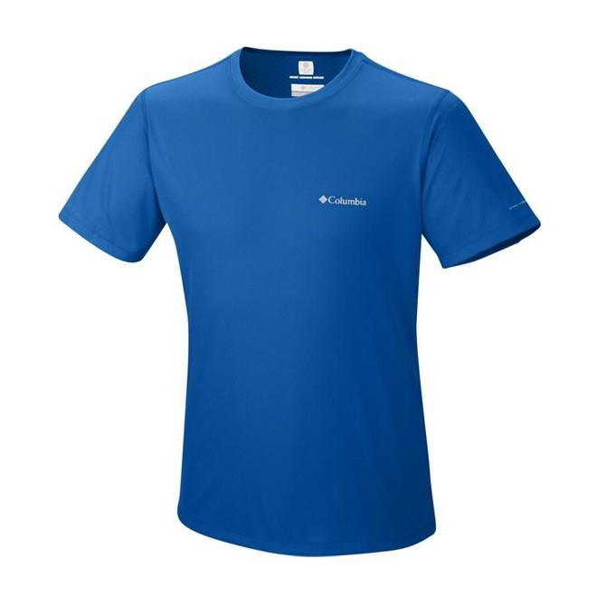 t-shirt trail running Columbia Zero Rules Uomo