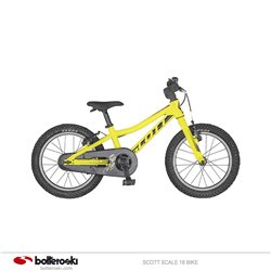 Bicicleta Scott Scale 16