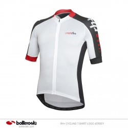 RH+ cycling Logo Jersey