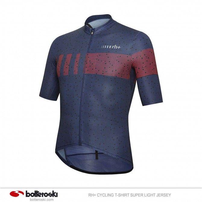 Camiseta ciclismo RH + Super Light Jersey