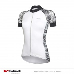 Maillot cycliste RH + Elite W Jersey Femme