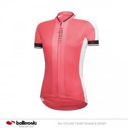 Maillot cycliste RH + Roadie W Jersey Femme