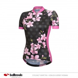 Maglia ciclismo da donna RH+ Venus W Jersey