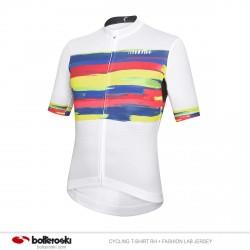 Camiseta ciclismo RH + Fashion Lab Jersey