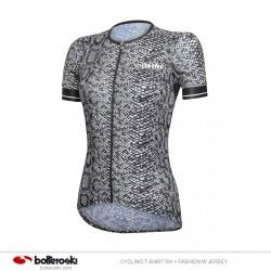 Maillot vélo RH + Fashion W Jersey
