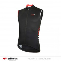 RH + Sleeveless Jersey cycling top