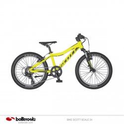 Bici Scott Scale 24 Mountain bike da bambino modello 2020
