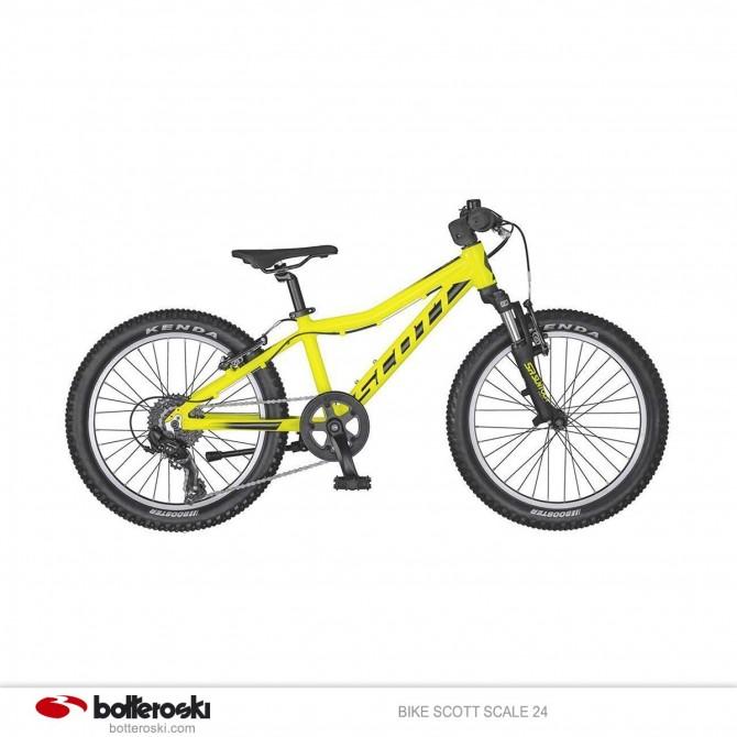 Bike Scott Scale 24 Mountain bike for children model 2020