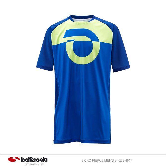 T-shirt Briko Fierce Mtb da uomo
