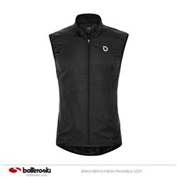 Gilet Briko FRESH PACKABLE White