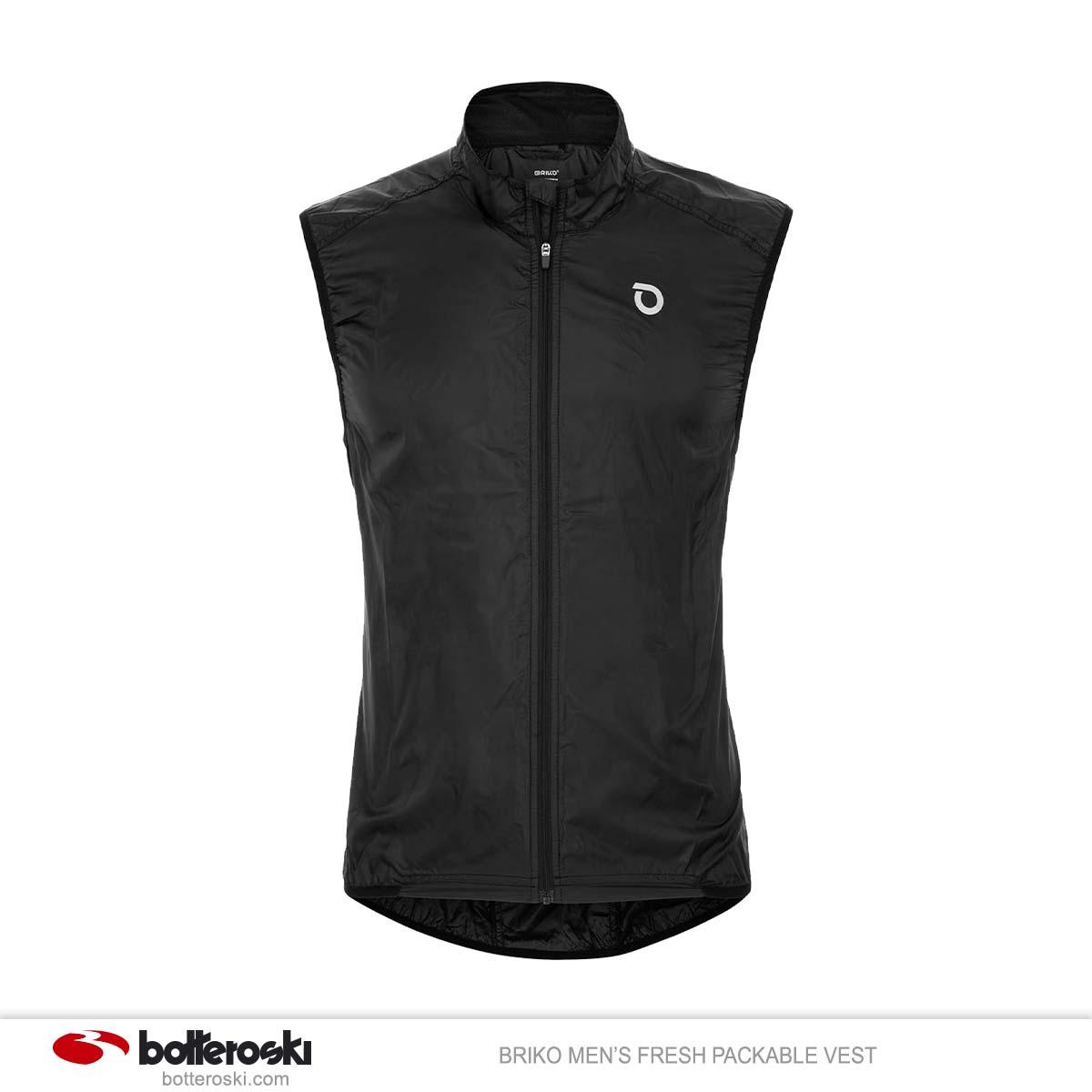 Gilet Uomo Briko Fresh Packable Vest