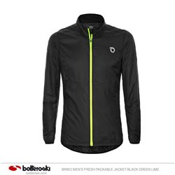 Briko jacket with full zip for men