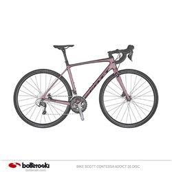 Bike Scott Contessa Addict 35 disc