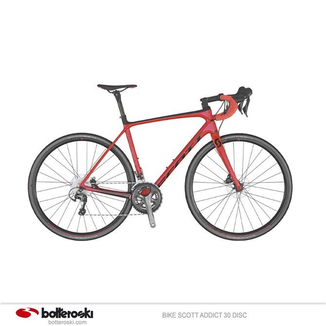 Bike Scott Addict 30 disc