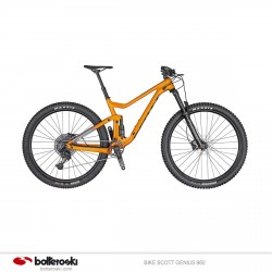Bici Scott Genius 960 Mountain bike modello 2020