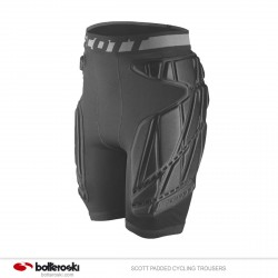 Scott padded cycling trousers Man