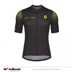 Cycling jersey man Scott RC Team 10