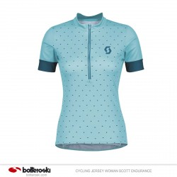 Camiseta ciclismo mujer Scott Endurance